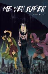 Comic Book  - Me Veo Super_1er Capítulo
