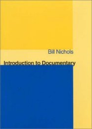 [Bill Nichols] Introduction to Documentary