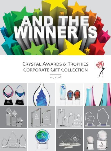 Rikaro Trophy Catalogue 2017-2018