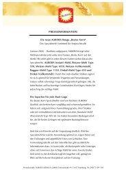 presseinformation - Aurora