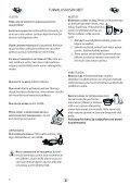 KitchenAid JT 365 WH - JT 365 WH FI (858736599290) Istruzioni per l'Uso - Page 4