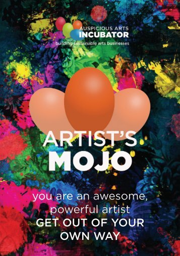 Artist's Mojo Course Outline