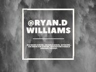 RyanDWilliams Quest