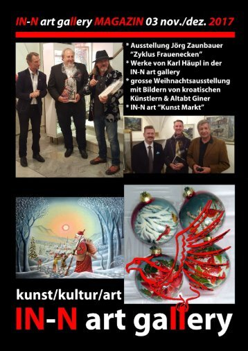 IN-N art gallery Magazin 03/2017