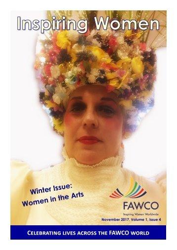 Inspiring Women Winter 2017