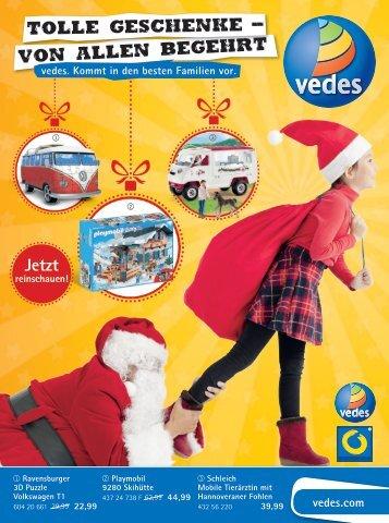 VEDES Illustrecke Weihnachten 2017| IL27