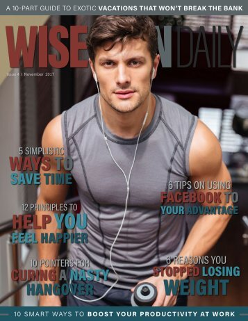 Wise Man Daily - November 2017