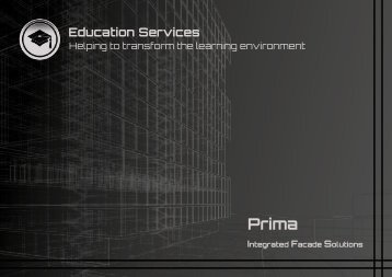 Education Portfolio by Prima Systems