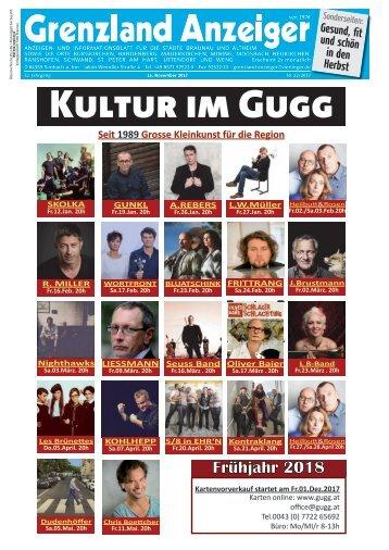 15.11.2017 Grenzland Anzeiger