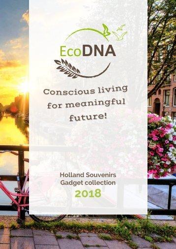 Ecodna - Holland Souvenir collection 2018a