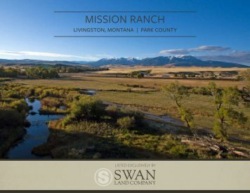 Mission Ranch Offering Brochure