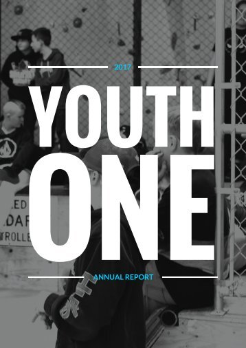 2017 Annual Report - Youth One