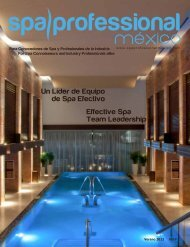 Spa & Wellness MexiCaribe 07, Verano 2012