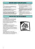 KitchenAid RF 46-B - RF 46-B EN (853963693000) Istruzioni per l'Uso - Page 2