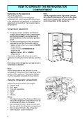 KitchenAid RF 46-B - RF 46-B EN (853963693000) Istruzioni per l'Uso - Page 4
