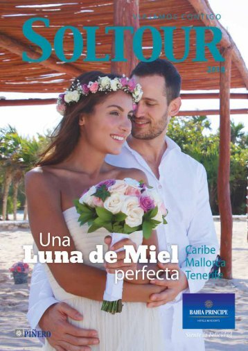 Catálogo SOLTOUR NOVIOS 2018