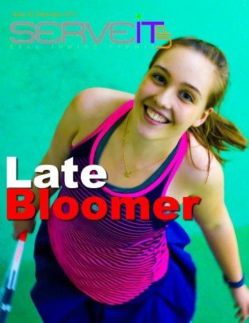 Serveitup Tennis Magazine #22