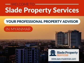 Your Trusted Real Estate Advisory Firm in Yangon