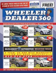 Wheeler Dealer 360 Issue 46, 2017