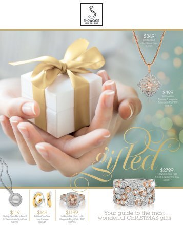 Showcase Jewellers Christmas Catalogue 2017 - NZ
