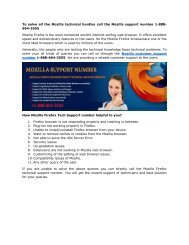 Mozilla Firefox Browser customer support 1-888-664-3555 phone Number