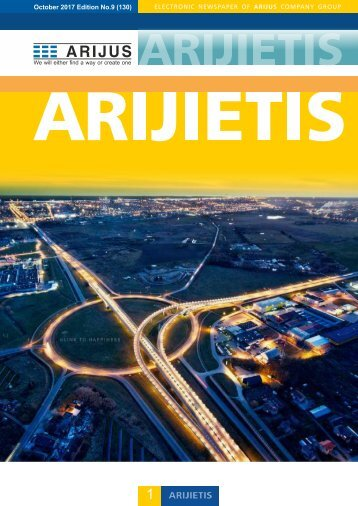 Arijietis October Edition