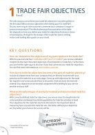 bauma 2019 // 10 steps for guaranteed trade fair success - Page 4