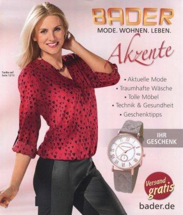 Каталог Bader Akzente осень-зима 2017/2018. Заказ одежды на www.catalogi.ru или по тел. +74955404949