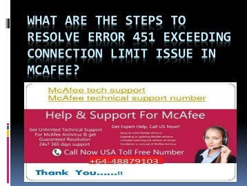 What are the steps to resolve Error 451