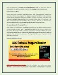 Guide To Choose Best Professionals Via AVG Support Number - Page 2
