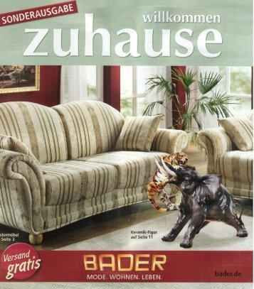 Каталог Bader Zuhause осень-зима 2017. Заказ товаров на www.catalogi.ru или по тел. +74955404949