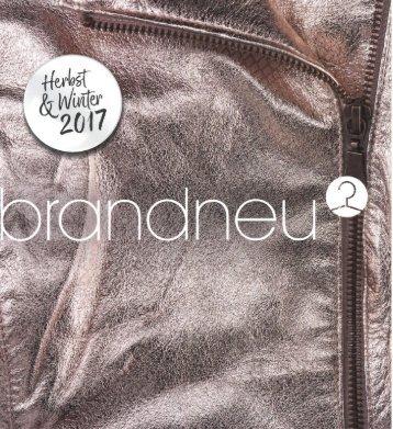 Каталог Brandneu осень-зима 2017/2018. Заказ одежды на www.catalogi.ru или по тел. +74955404949