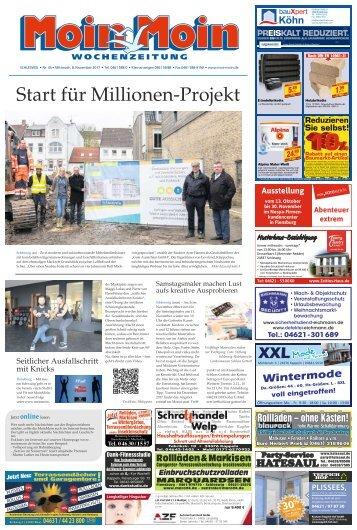 MoinMoin Schleswig 45 2017