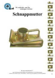 Schnappmutter - Форум DWG.RU