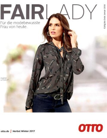 Каталог Fair Lady осень-зима 2017/2018. Заказ одежды на www.catalogi.ru или по тел. +74955404949