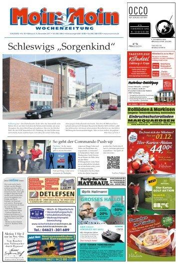 MoinMoin Schleswig 46 2017