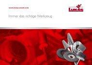 LUKAS Imagebroschüre DE