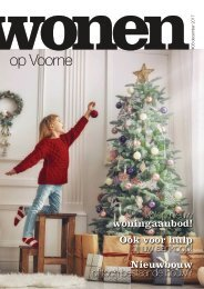 Wonen op Voorne, uitgave december 2017