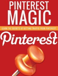 Pinterest Guide - How To Get Followers On Pinterest