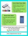 Promotional Powerbanks| Imprinted Powerbanks, Australia - Page 2