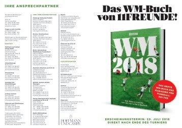 11 Freunde WM Buch