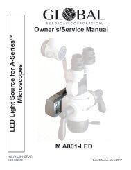 A-Series LED Light Source