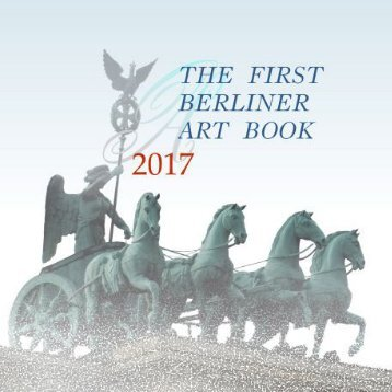 The First Berliner Art Book 2017