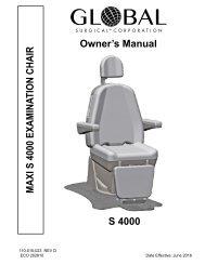 Maxi 4000 Chair