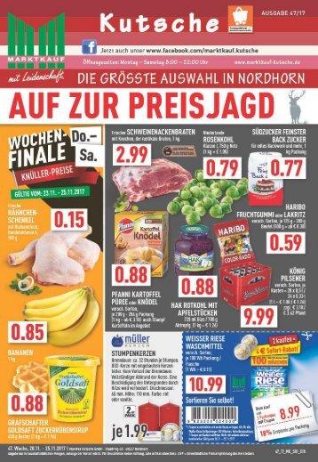 Marktkauf Kutsche KW47