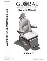 Maxi 4500 Chair