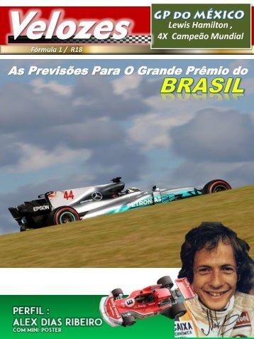 Velozes F1 / R19 Brasil