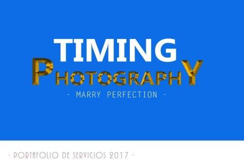 TIMING PHOTOGRAPHY BAUTIZOS