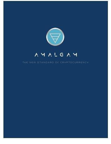 Amalgam Whitepaper 1.0