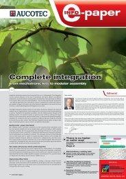 Complete integration - Aucotec AG